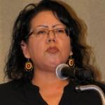 Bent Arrow Traditional Healing Society Executive Director Cheryl Whiskeyjack