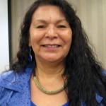 Creating Hope Society Executive Director Bernadette Iahtail