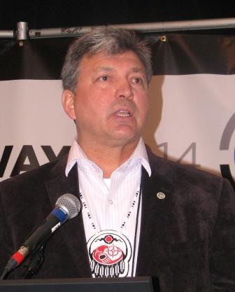 AFN Alberta Regional Chief Cameron Alexis