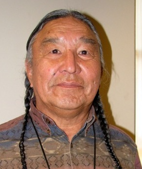 Athabasca Nation Elder Fred Djiskeini Deranger