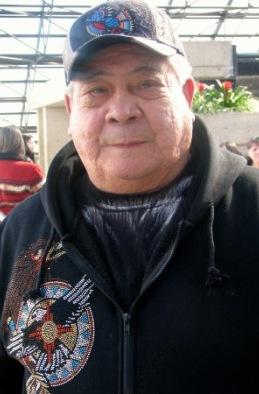 Elder Paul (Mickey) Redcrow