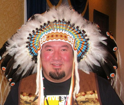 Grand Chief of the Assembly of Manitoba Chiefs, Derek Nepinak