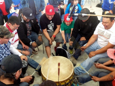 The Rock Creek Drum Group