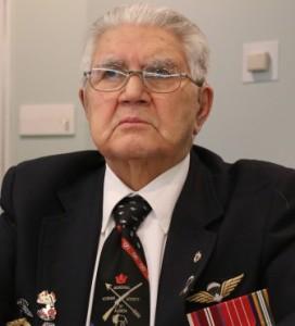 AVSA member from Fort MacMurray, Smokey Tomkins