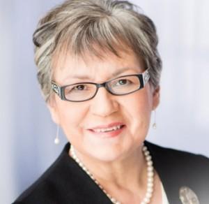 BCTC Chief Commissioner Sophie Pierre