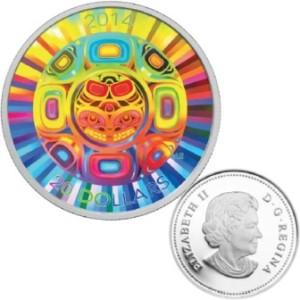 third coin