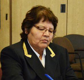 Treaty 6 Grand Chief Bernice Martial