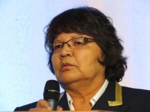 Treaty Six Grand Chief Bernice Martial
