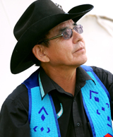 Samson Cree Nation Chief Kurt Buffalo