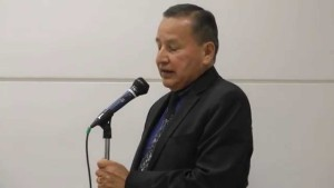 UBCIC Grand Chief Stewart Philip