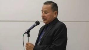 UBCIC Grand Chief Stewart Philip