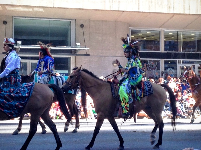 Calgary Stampede Parade Kicks Off A World Class