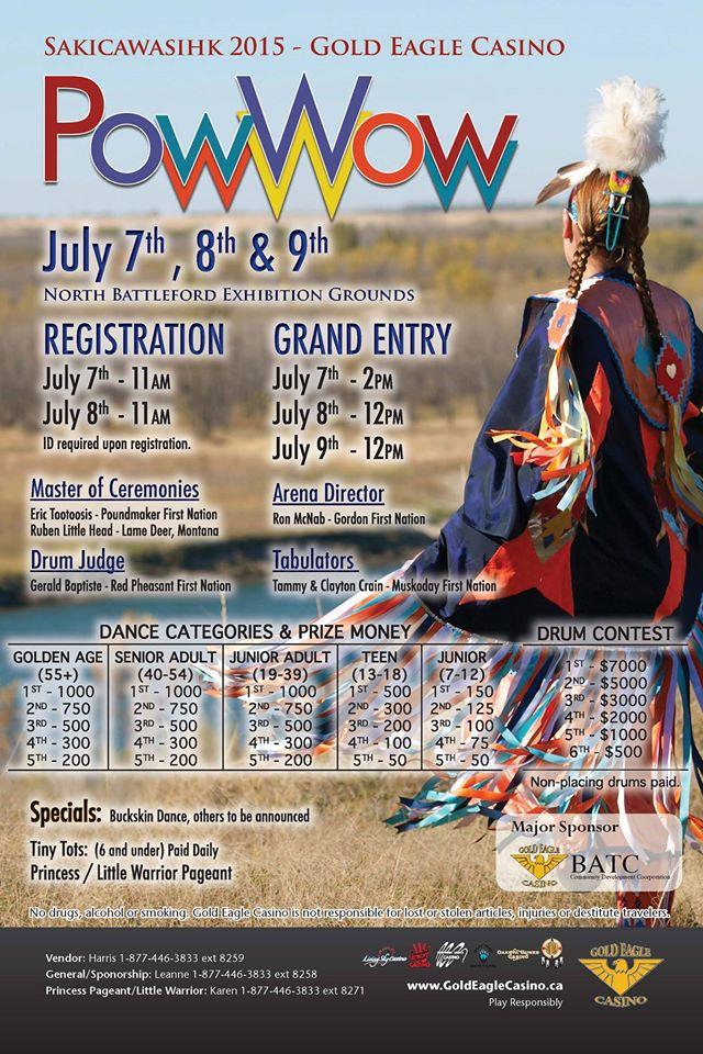 Alberta Native News 2015 Powwow Guide Alberta Native News