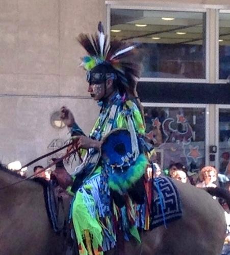 Calgary Stampede Parade Kicks Off A World Class