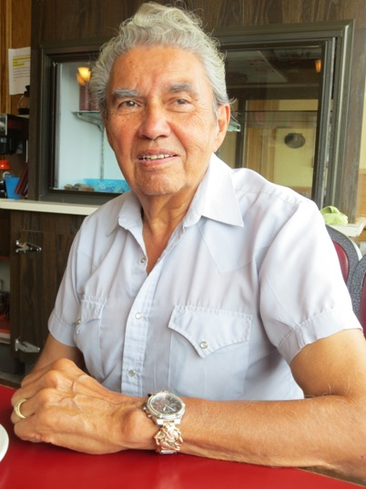 Country music legend Harry Rusk was honoured with a lifetime achievement award from the prestigious National Traditional Country Music Association. A member of the Dene Nation, he is the first Canadian to receive this honour.  Photo and article by Terry Lusty