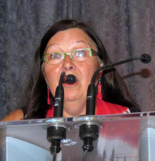 BMA Marketing and Communications Manager Theresa Majeran