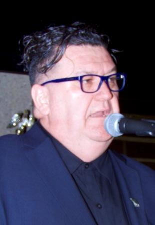 Principal Fred Hines