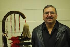 Alexander First Nation Chief Kurt Burnstick