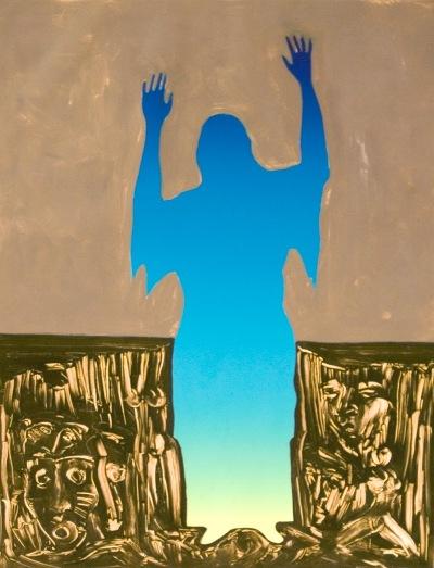 Ghost Prayer (1981) by jospeh Sanchez