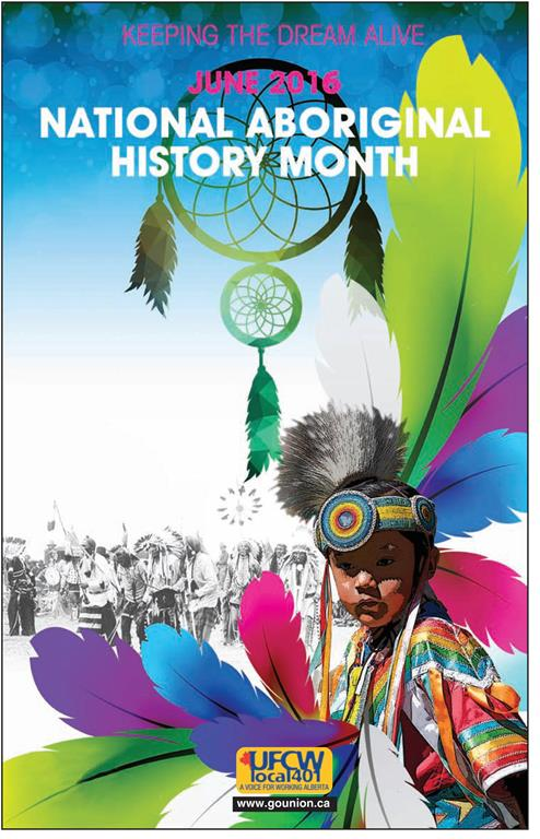 Celebrate National Aboriginal Day In Alberta And