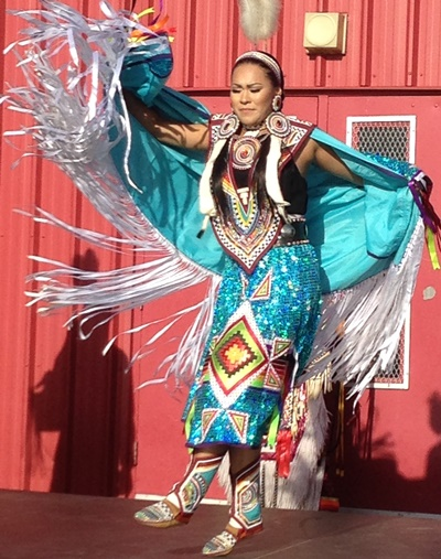 Graceful Dancer Wanyia Cardinal