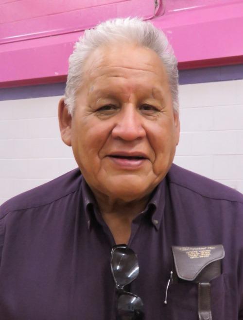 Elder Bob Cardinal