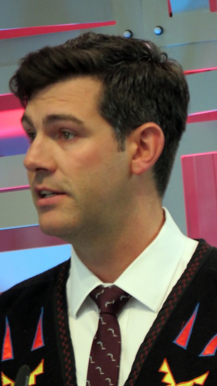 Edmonton Mayor Don Iveson