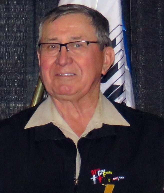 Executive Director of Metis Child and Family Services Don Langford