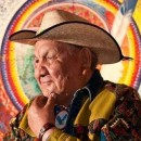Alex Janvier to receive honourary diploma from NorQuest College on May 25