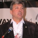 Alberta AFN Chief discusses provincial issues and other matters related to Aboriginal justice