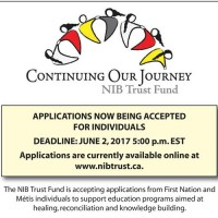 Individual applications for NIB Trust Fund education funding is now open: Deadline June 2, 2017