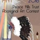 Peace Hills Trust Aboriginal art contest deadline: September 8
