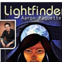 Aaron Paquette's new book Lightfinder is a great read for all ages