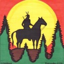 North American First Nations and Horse Nation have a revered bond