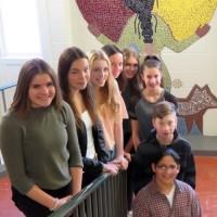 School mosaic project assists reconciliation process