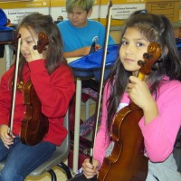 Student musicians excel at Prince Charles School