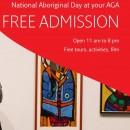 Celebrate National Aboriginal Day at the Art Gallery of Alberta