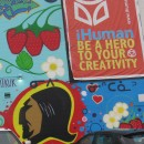 iHuman mural promotes a healthy environment