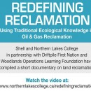 Reclamation project connects youth and elders