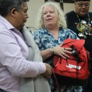 Evacuee Round Dance honours McMurray residents and fire victims