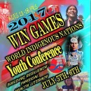 Free Youth Conference kicks off today – in conjunction with the World Indigenous Games