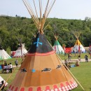 Calgary Stampede featured new Indian Village